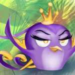 How to Draw Gale from Angry Birds