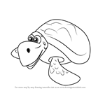 How to Draw Tanktup from Banjo-Kazooie