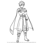 How to Draw Boey from Fire Emblem