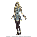 How to Draw Clair from Fire Emblem