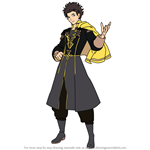How to Draw Claude from Fire Emblem