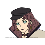 How to Draw Dorothea from Fire Emblem