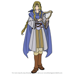 How to Draw Elffin from Fire Emblem