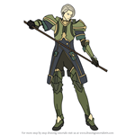 How to Draw Fernand from Fire Emblem
