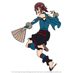 How to Draw Hayato from Fire Emblem