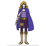 How to Draw Heather from Fire Emblem