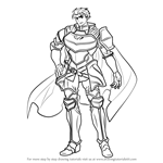 How to Draw Hector from Fire Emblem