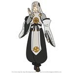 How to Draw Izana from Fire Emblem
