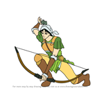 How to Draw Jamke from Fire Emblem