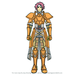 How to Draw Makalov from Fire Emblem