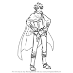 How to Draw Matthew from Fire Emblem