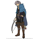 How to Draw Niles from Fire Emblem