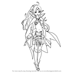 How to Draw Nowi from Fire Emblem