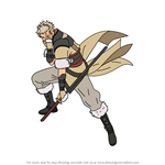 How to Draw Owain from Fire Emblem