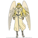 How to Draw Reyson from Fire Emblem