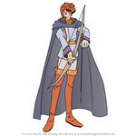 How to Draw Robert from Fire Emblem