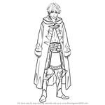 How to Draw Robin M from Fire Emblem