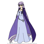 How to Draw Sophia from Fire Emblem