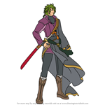 How to Draw Stefan from Fire Emblem