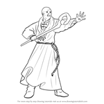 How to Draw Wrys from Fire Emblem