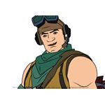 How to Draw Survivalist Jonesy from Fortnite