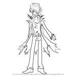 How to Draw Garry from IB Game