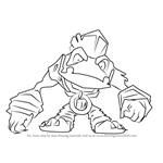 How to Draw Babak from Jak and Daxter