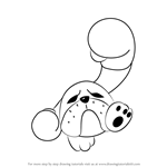 How to Draw Box Boxer from Kirby