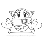 How to Draw Magolor from Kirby