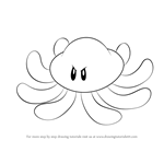How to Draw Master Green from Kirby