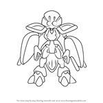 How to Draw Ambiguous from Medabots