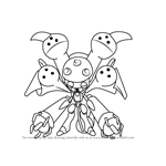 How to Draw Gryphon from Medabots