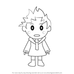 How to Draw Kumatora from Mother 3