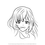 How to Draw Echo Girl from Mystic Messenger