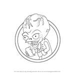 How to Draw Dr. Zomboss from Plants vs. Zombies