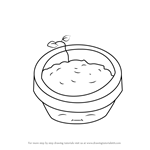 How to Draw Flower Pot from Plants vs. Zombies