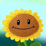 How to Draw Giant Sunflower from Plants vs. Zombies