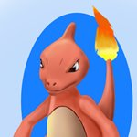 How to Draw Charmeleon from Pokemon GO
