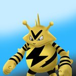 How to Draw Electabuzz from Pokemon GO