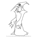 How to Draw The Black Ravens from Professor Layton