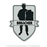 How to Draw Breacher from Rainbow Six Siege