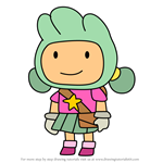 How to Draw Doppelily from Scribblenauts