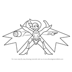 How to Draw Mettaton NEO from Undertale