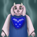 How to Draw Toriel from Undertale