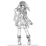 How to Draw Melia from Xenoblade Chronicles